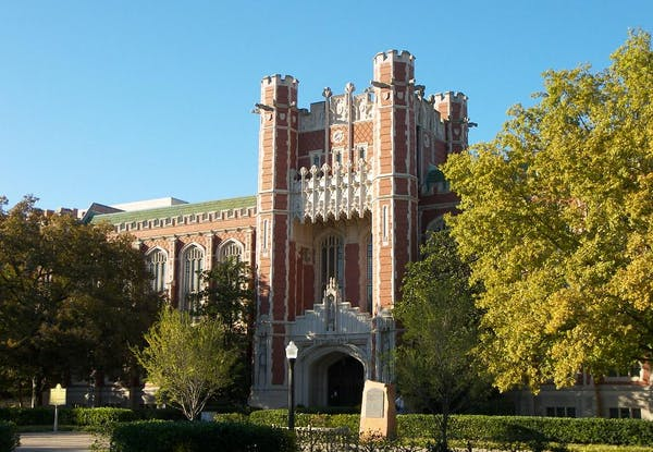 University of Oklahoma Norman Campus