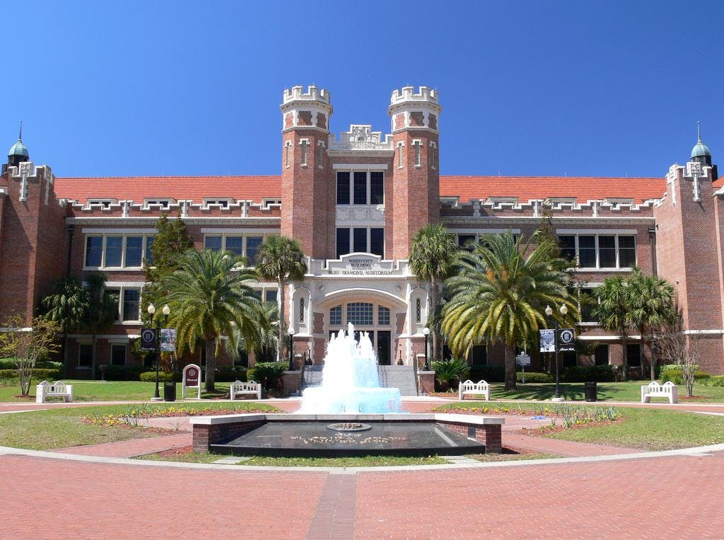 Florida State University - Admission Requirements, SAT, ACT
