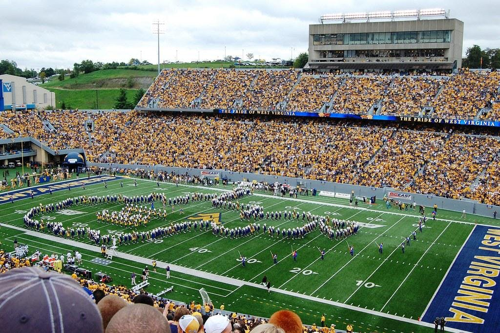 West Virginia University - Admission Requirements, SAT, ACT